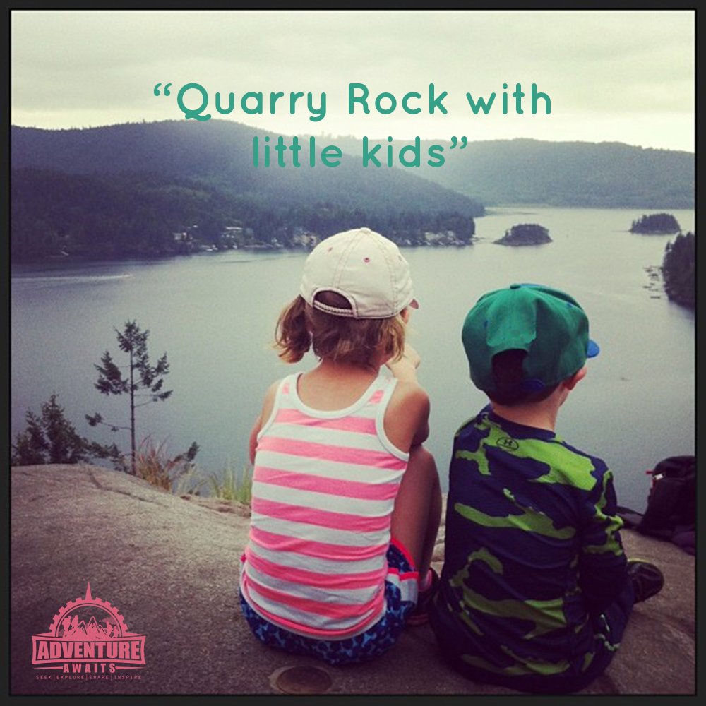 Quarry Rock Family Hike