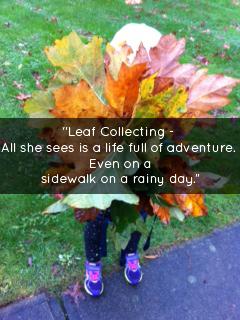 Leaf Boquet