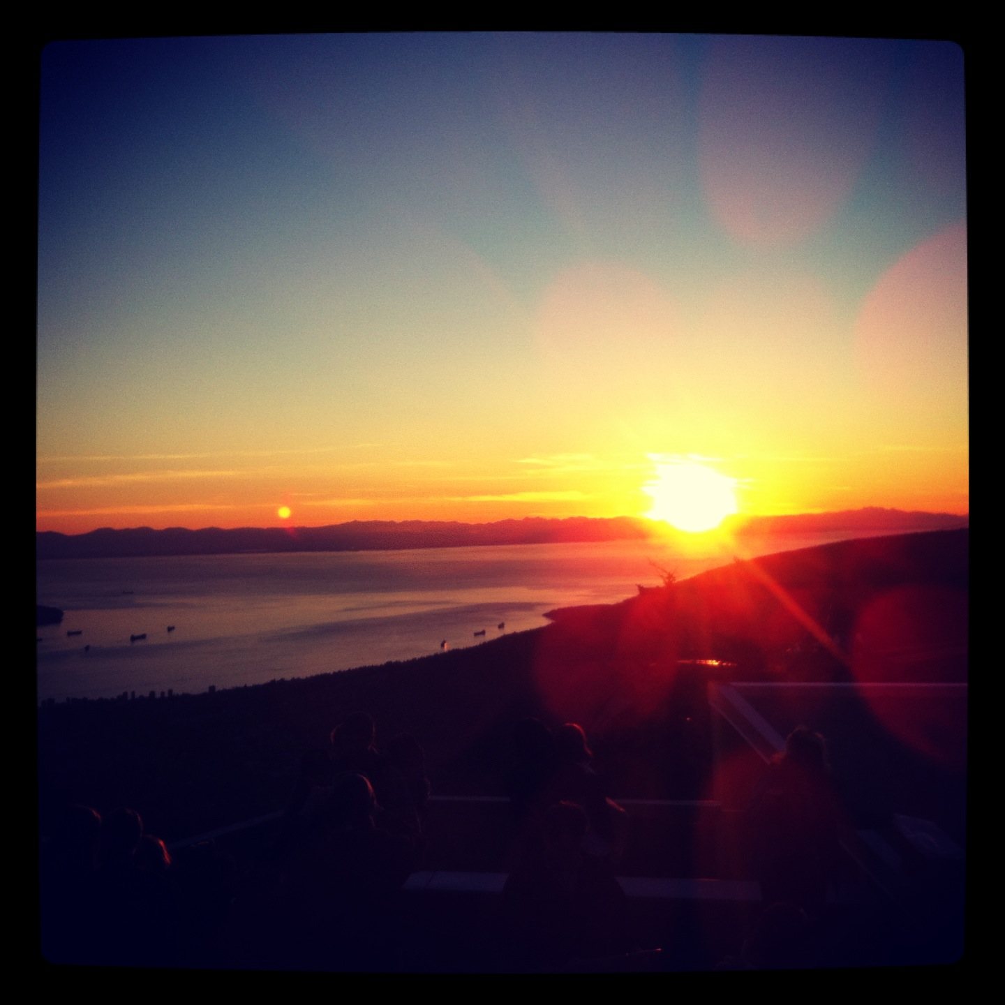 Grouse Mountain is definitely one of my favorite places in the city to catch the sunset!