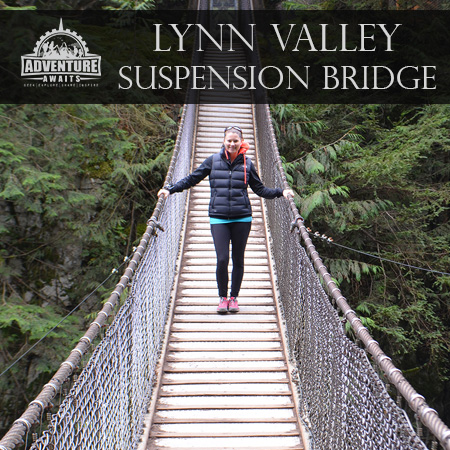 Family Fun Day at Lynn Valley Suspension Bridge
