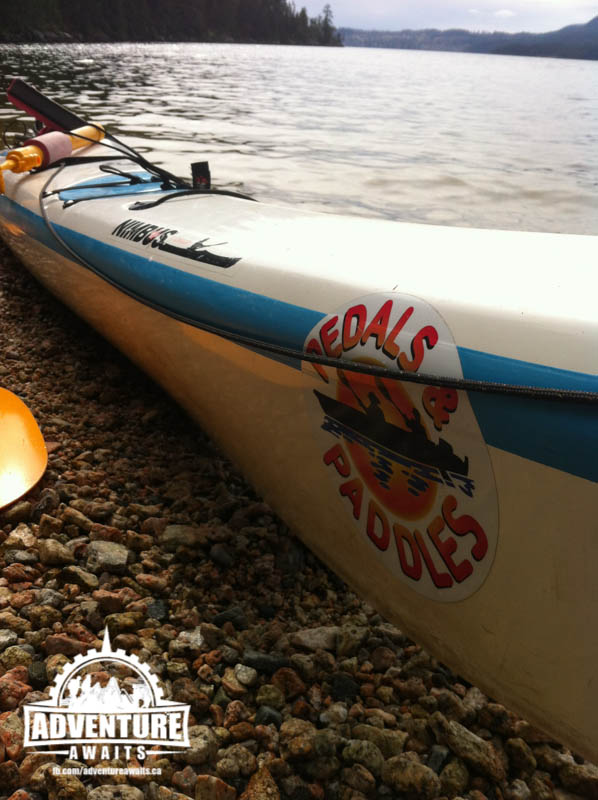 Had an awesome Kayaking Trip with Pedals and Paddles! Check out their website at www.pedalspaddles.com