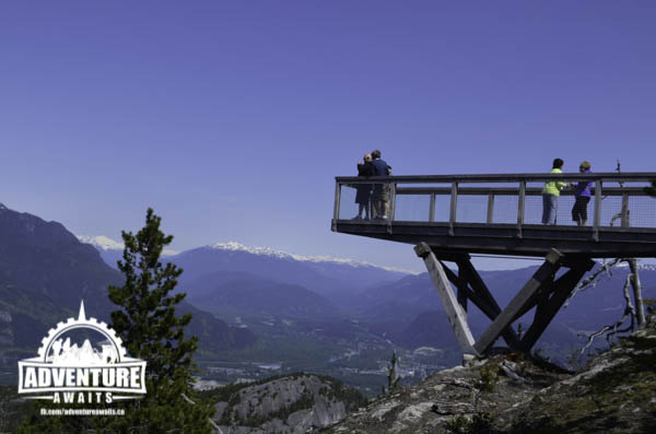Sea to Sky Gondola- Look out