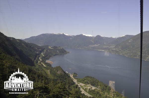Sea to Sky Gondola - Howe Sound