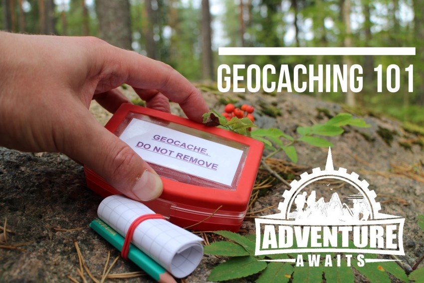Geocaching for fathers day gift guide