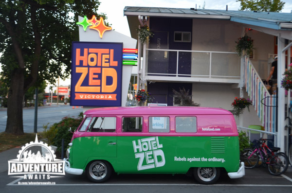 Hotel ZED, one of our top 5 long weekend escapes