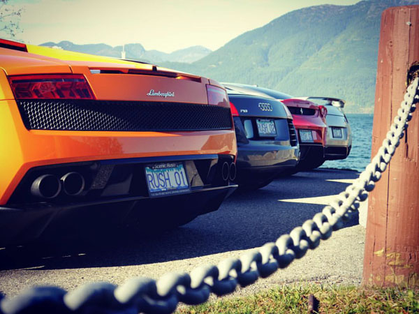 Decisions, Decisions, Which car would you drive first? Photo Credit: http://scenicrush.com/