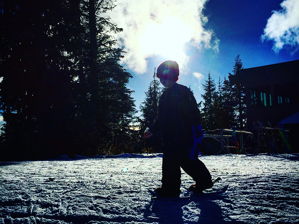 Grouse Mountain Peak of Christmas 5