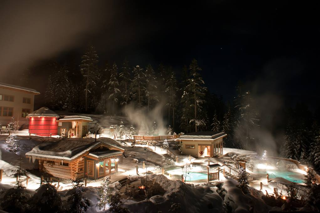 Photo Credit: Scandinave Spa