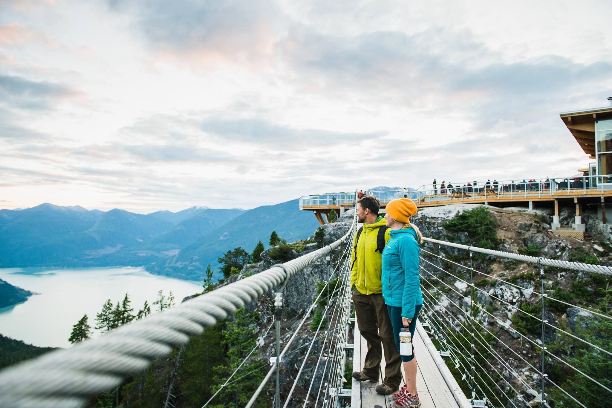 Photo Credit: Sea to Sky Gondola. Photographer: Tara O'Grady http://taraogradyphoto.com/