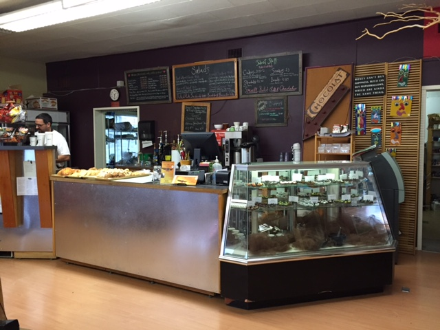 Johnny Picasso's Coffee Shop Anacortes