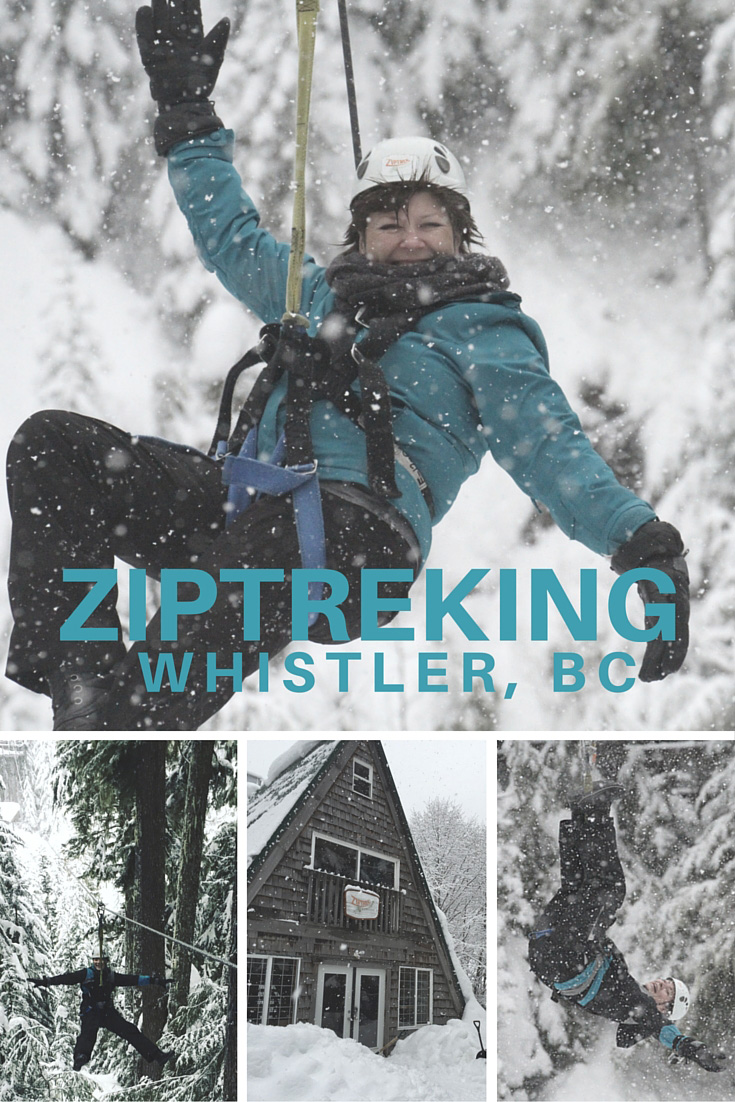 Whistler Zip Line with Ziptrek Ecotours