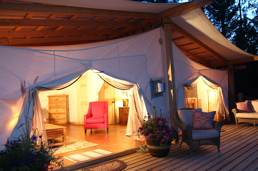 Glamping In Bc Best Glamping Resorts And Retreats Around