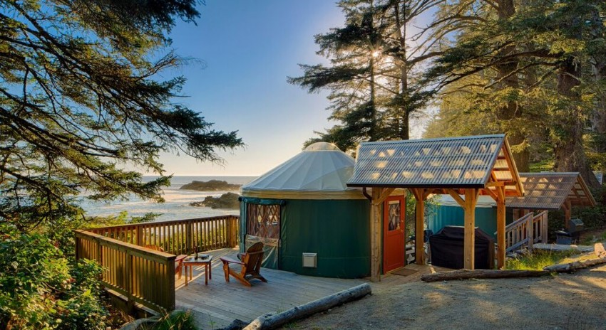Wya Point Resort Yurt