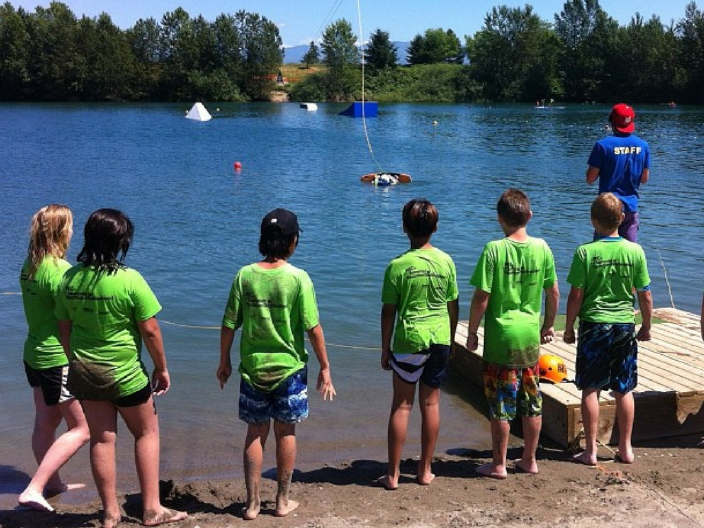 Valley wake boarding summer camp for the best adventure camps for kids list