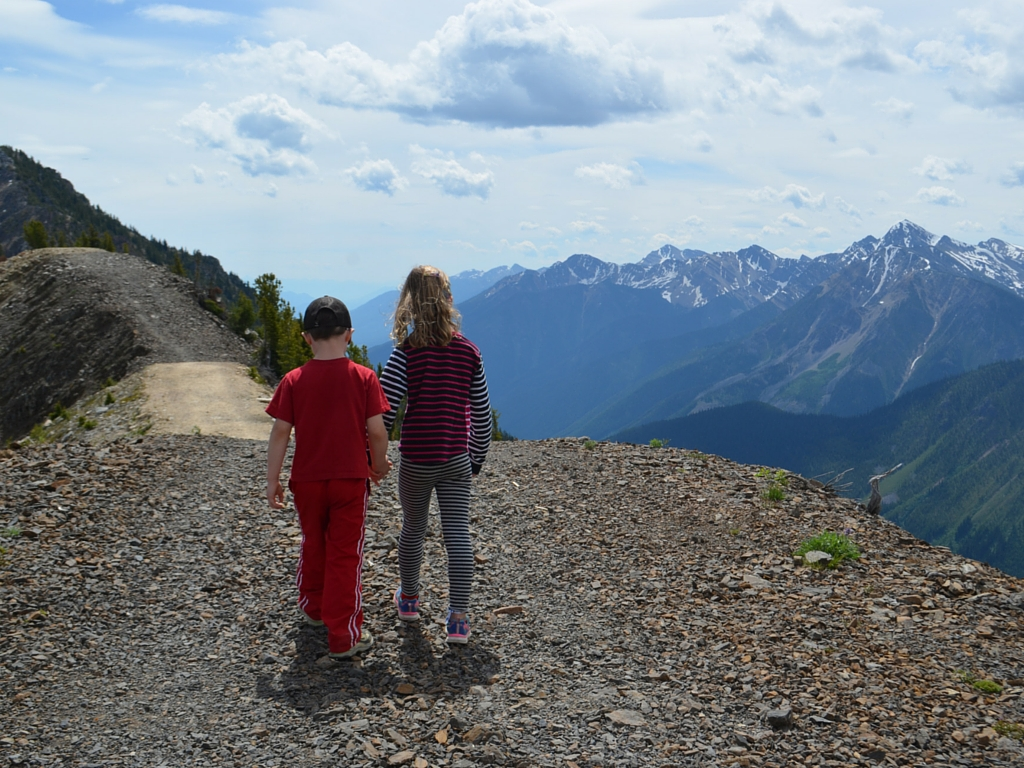 Mountains - blog image