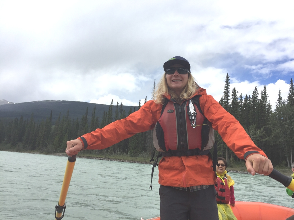 Jasper Raft Tours Guide