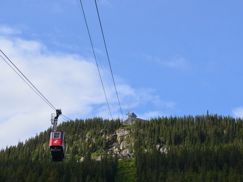 Jasper Sky Tram