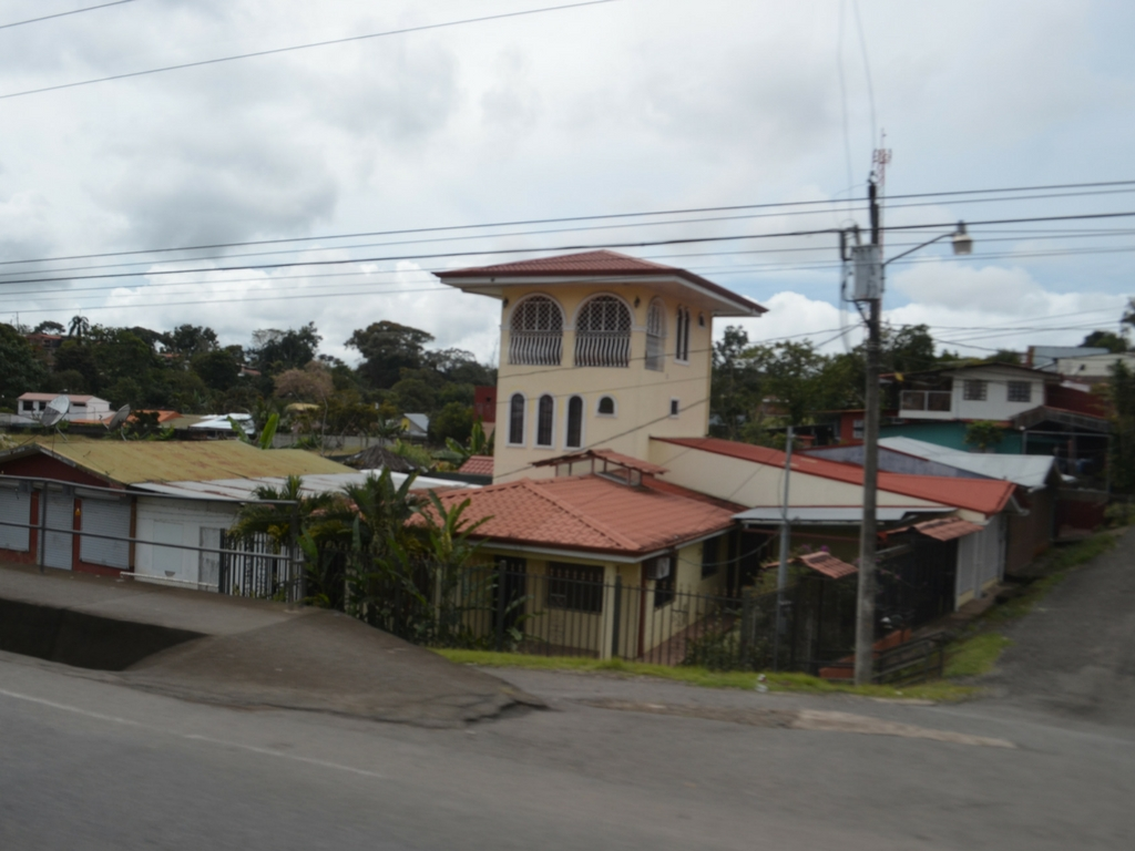 buildings in San Jose, Costa Rica