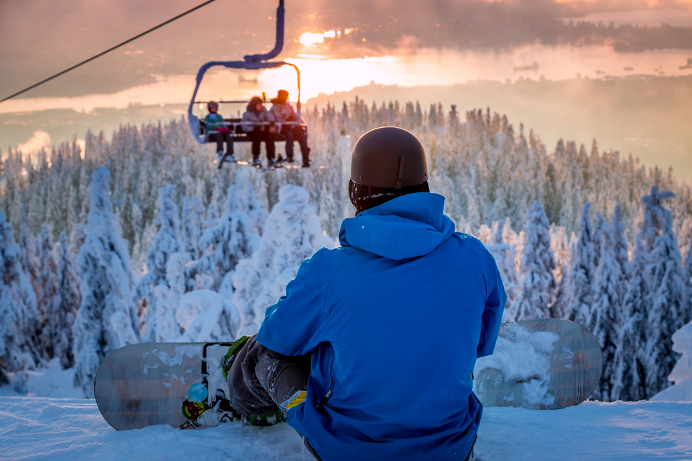 Photo Credit - Mount Seymour