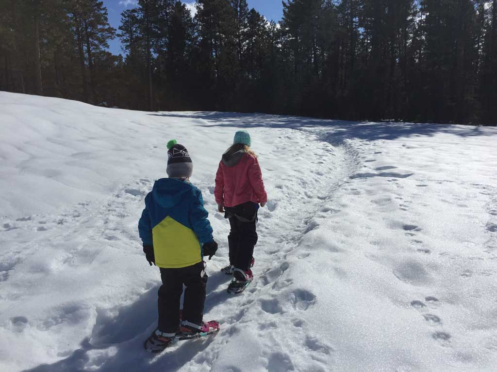 snowshoeing-in-cranbrook