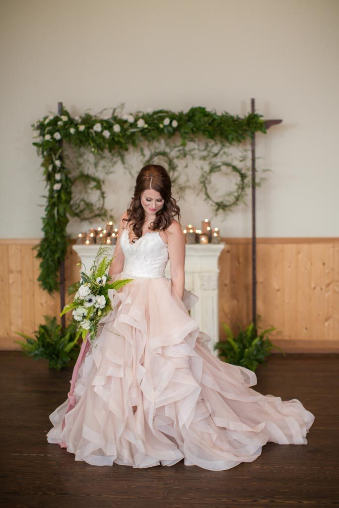 bride-in-front-of-fireplace