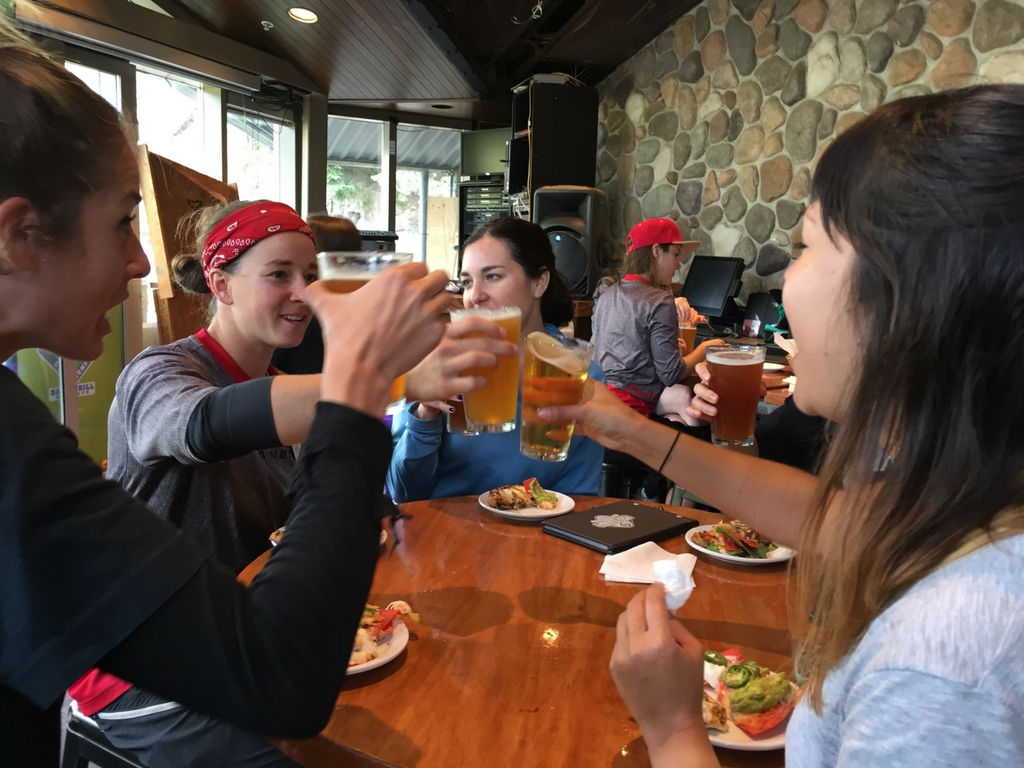 drinks-after-whistler-womens-bike-camp