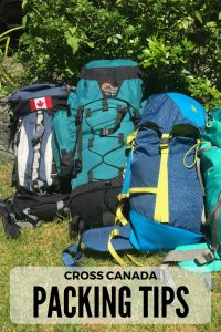 cross-canada-packing-tips