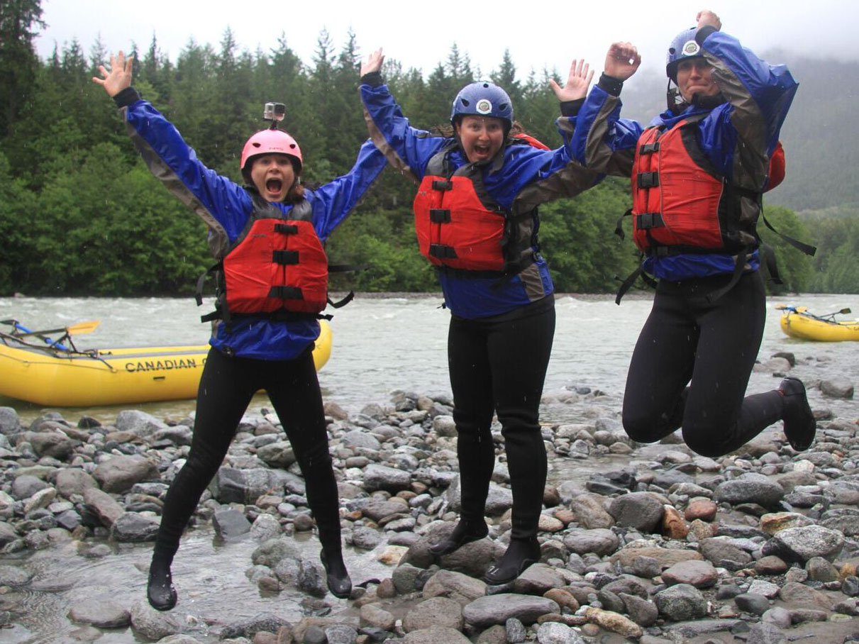 woman-jumping-while-rafting