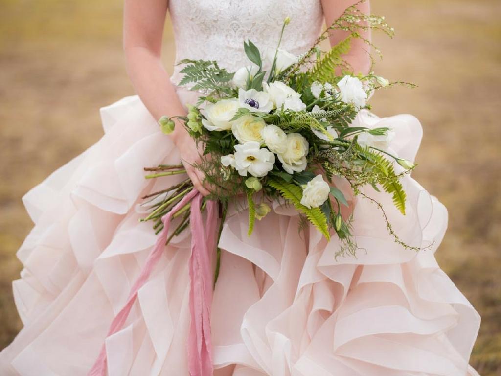close-up-photo-of-wedding-dress
