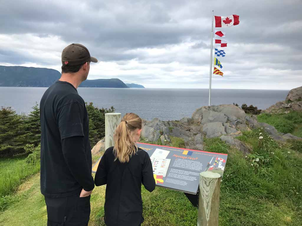 father-daughter-overlooking-lobster-cove