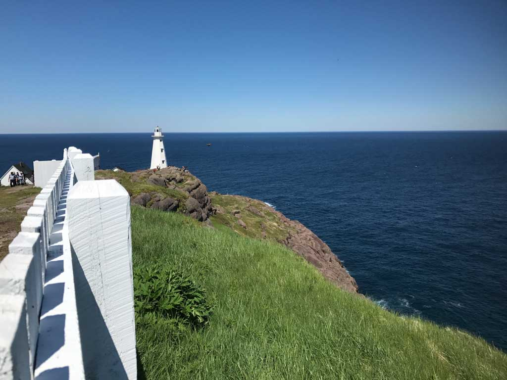 how to get to cape spear most eastern point