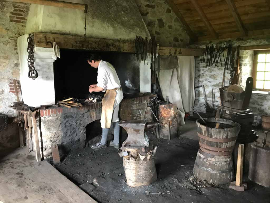 blacksmith-shop-at-fortress-of-louisbourg