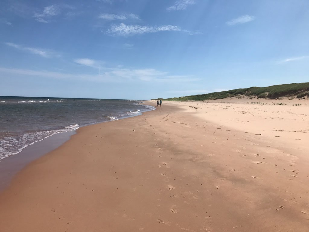 beach-in-pei-national-park