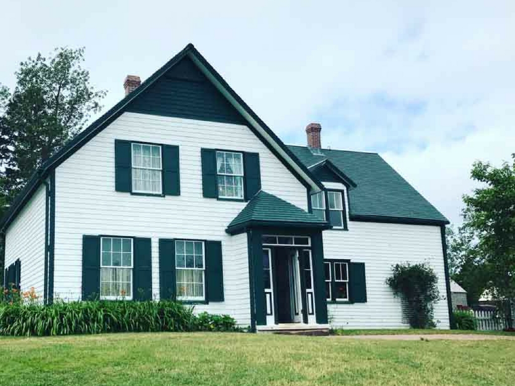 The Anne of Green Gables house