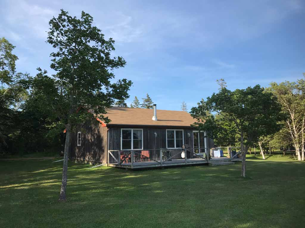 Two bedroom cabin at Shaws Hotel PEI