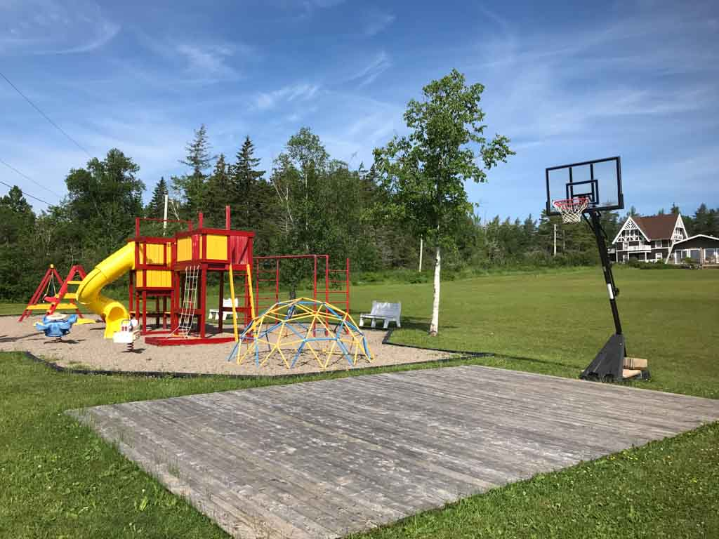 playground-at-silver-dart-lodge-in-baddeck