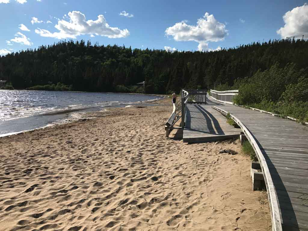 sandy-pond-beach-terra-nova