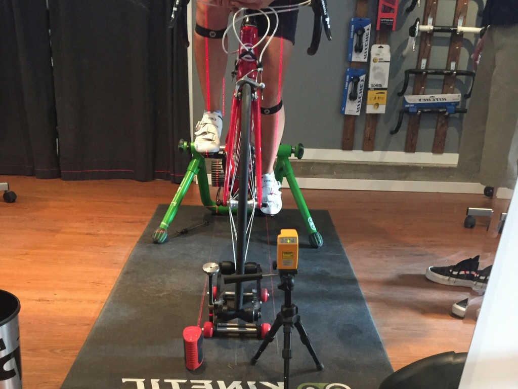 lasers-used-to-fit-woman-to-road-bike