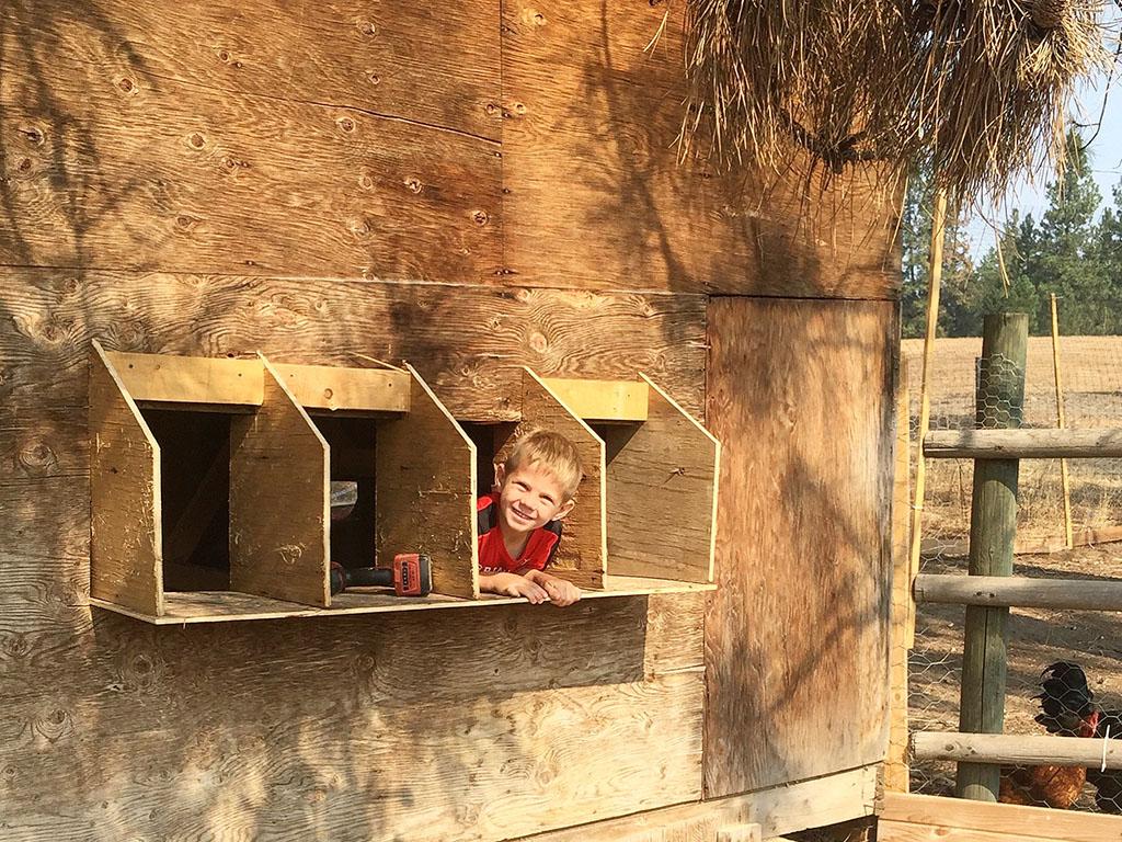 Farm School at Keenan Family Farms