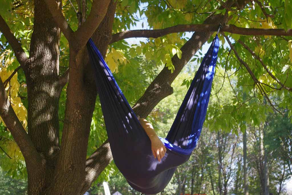 Hammock for best outdoor gifts for kids