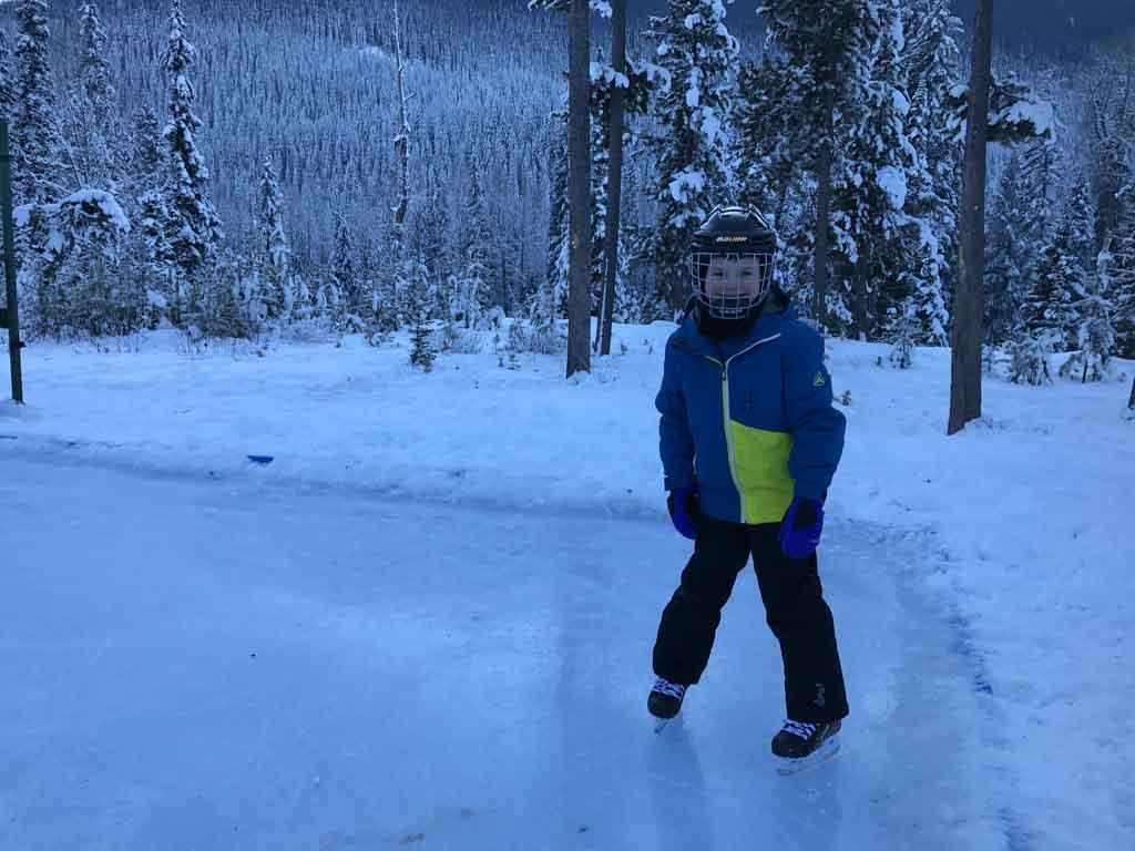 boy-skating-on-frozen-pond