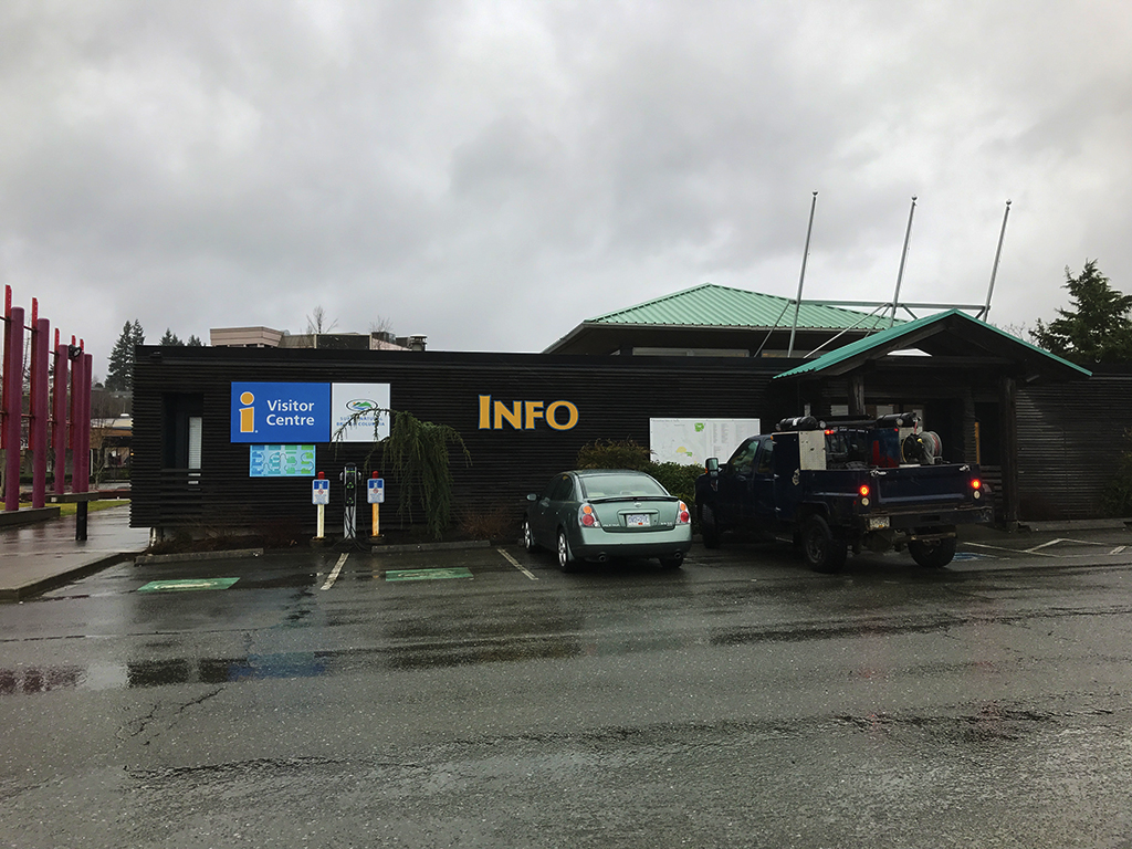 Campbell River Visitor Info Centre