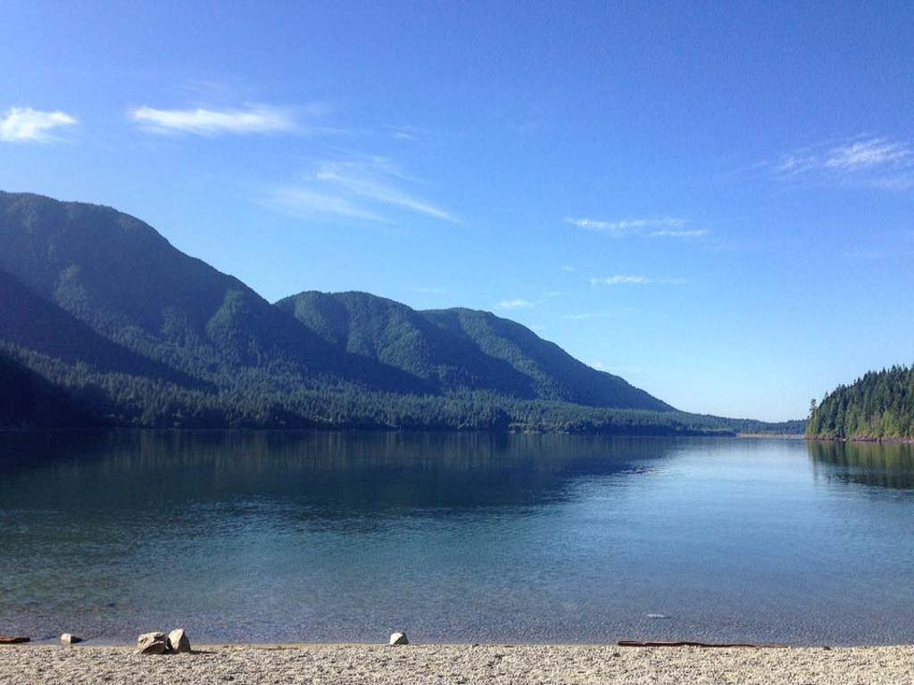 Best Campsites For New Campers In BC - Alouette Lake