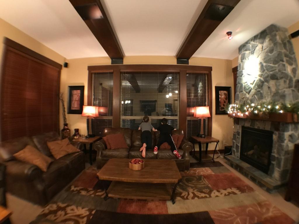 Stonegate condo livingroom