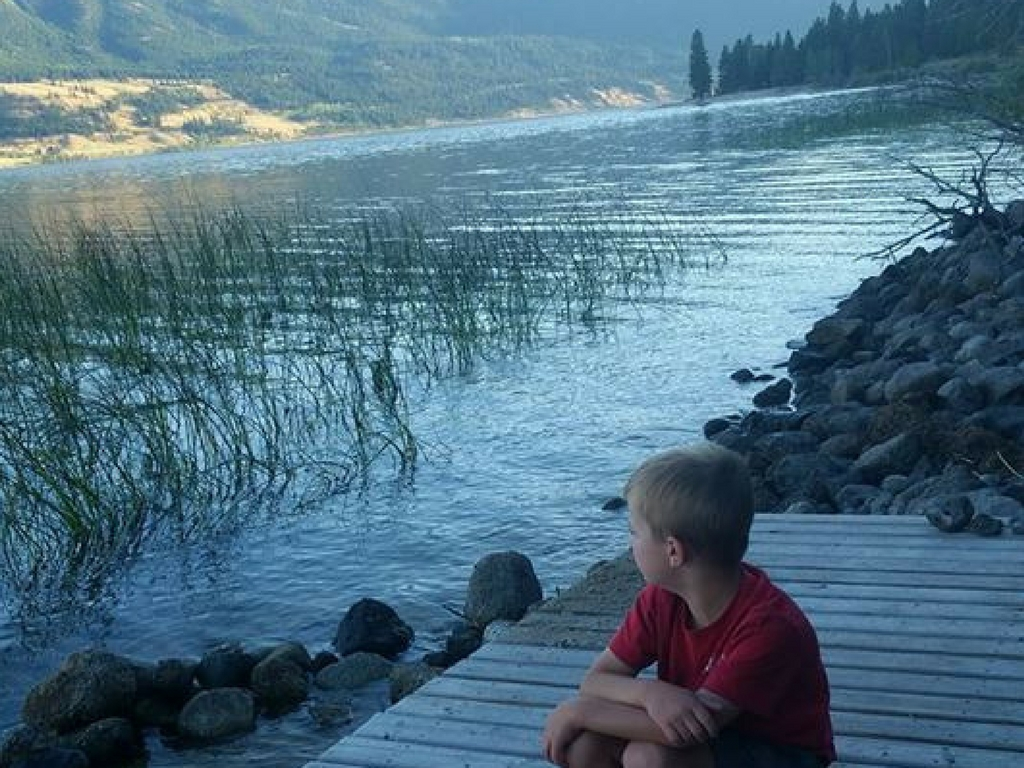 Best Campsites For New Campers In BC - Rolley Lake