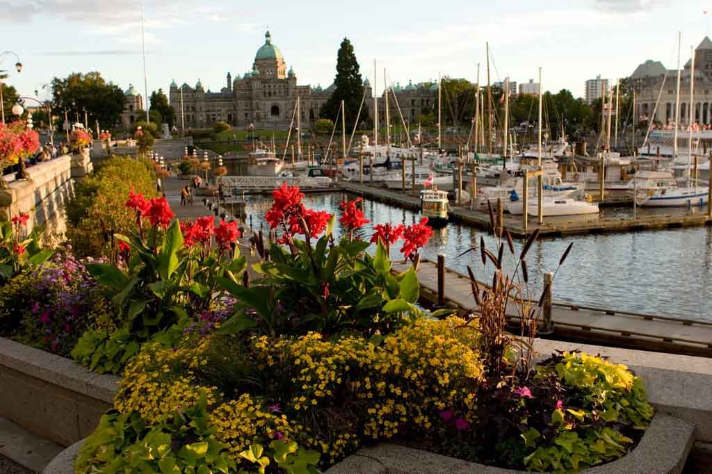 Victoria, British Columbia, Canada.
