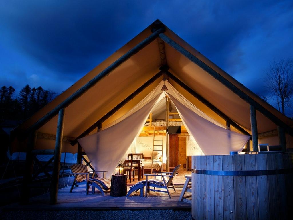 tent-cabin