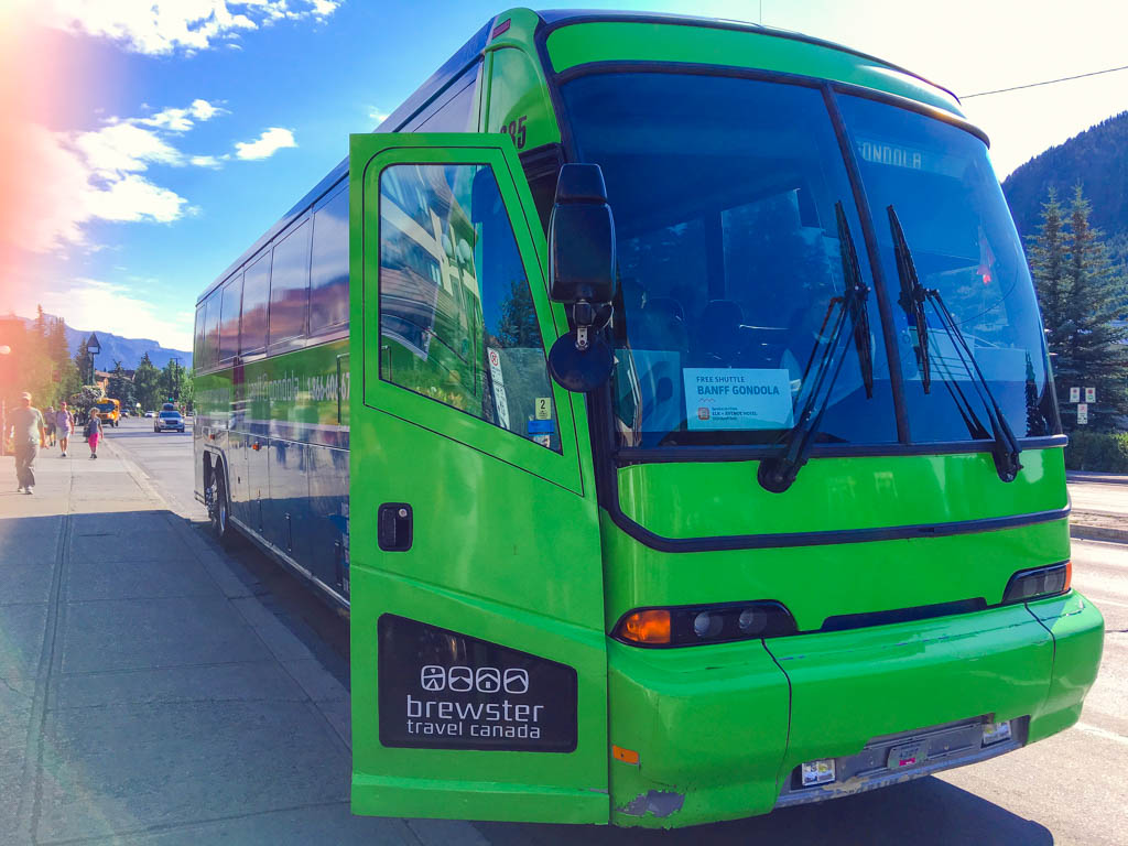 green-shuttle-bus