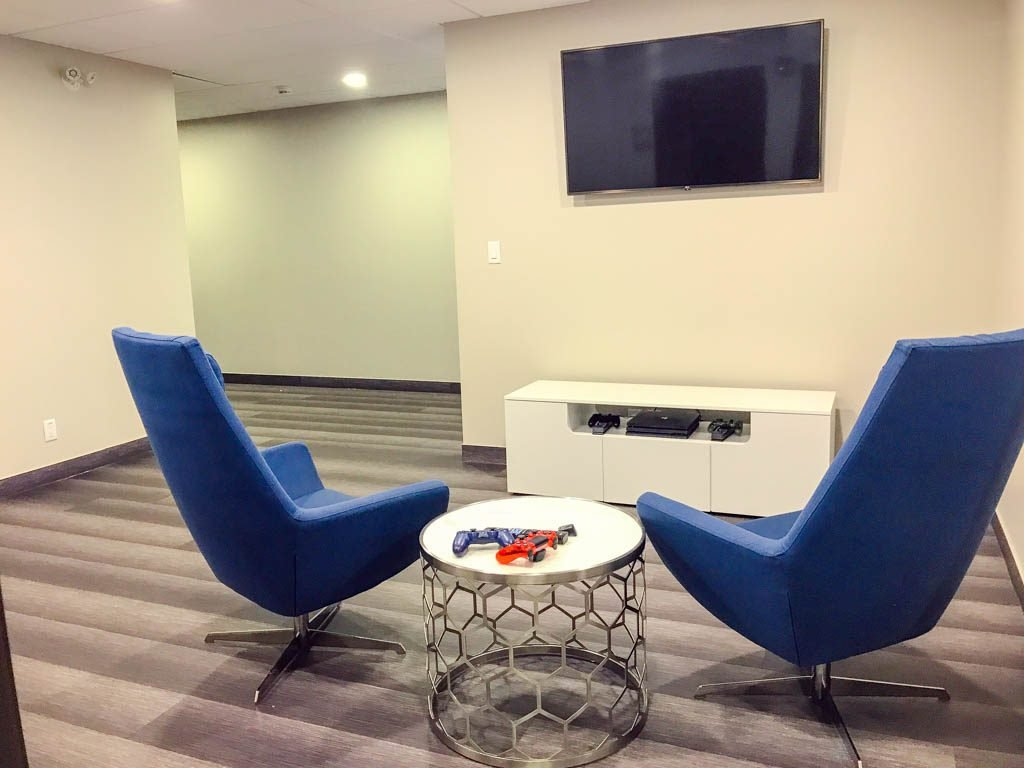 Games room in Microtel by Wyndham Ladysmith