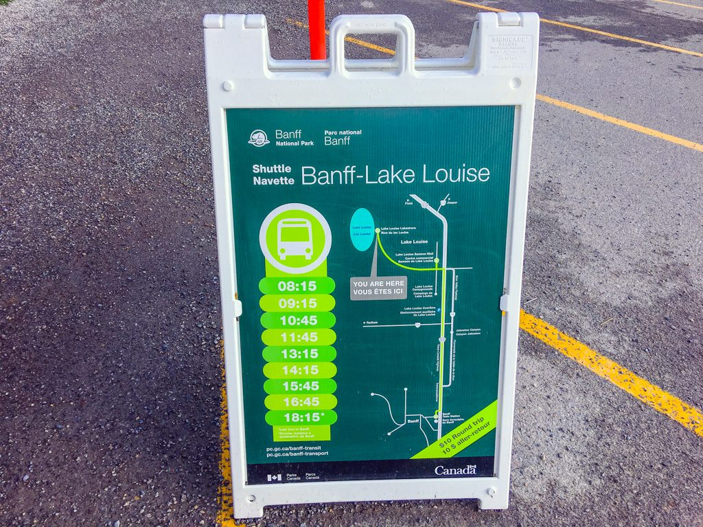 parks-canada-shuttle-sign
